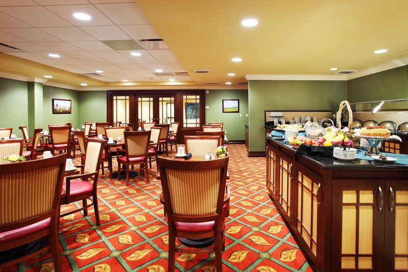 Holiday Inn Asheville - Biltmore West-435 Grill serving Breakfast and Dinner each day.<br/>Image from Leonardo