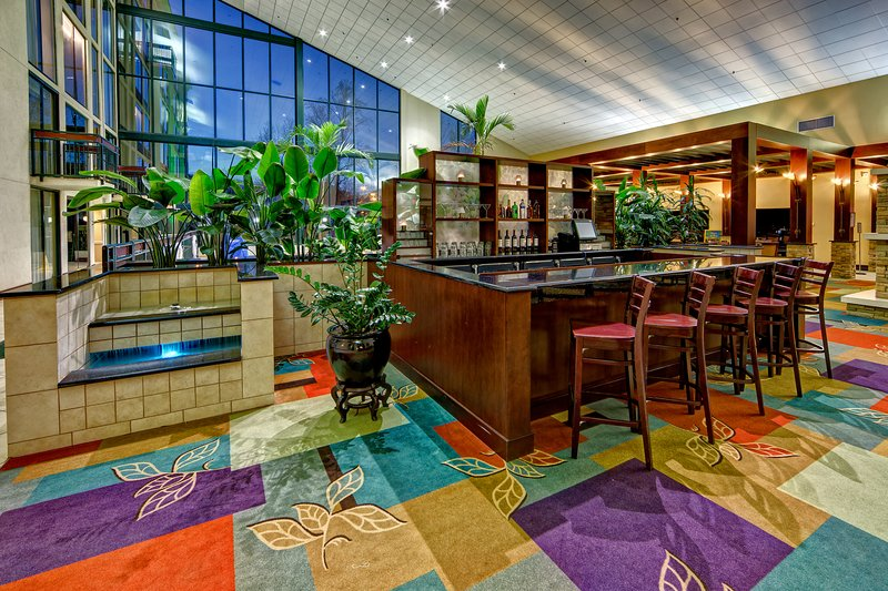 Holiday Inn Asheville - Biltmore West-Lobby Bar available for special occasions.<br/>Image from Leonardo