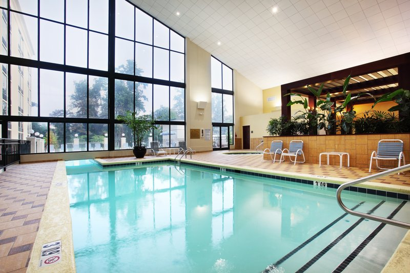 Holiday Inn Asheville - Biltmore West-Heated Indoor Swimming Pool to enjoy during the cold winter months<br/>Image from Leonardo