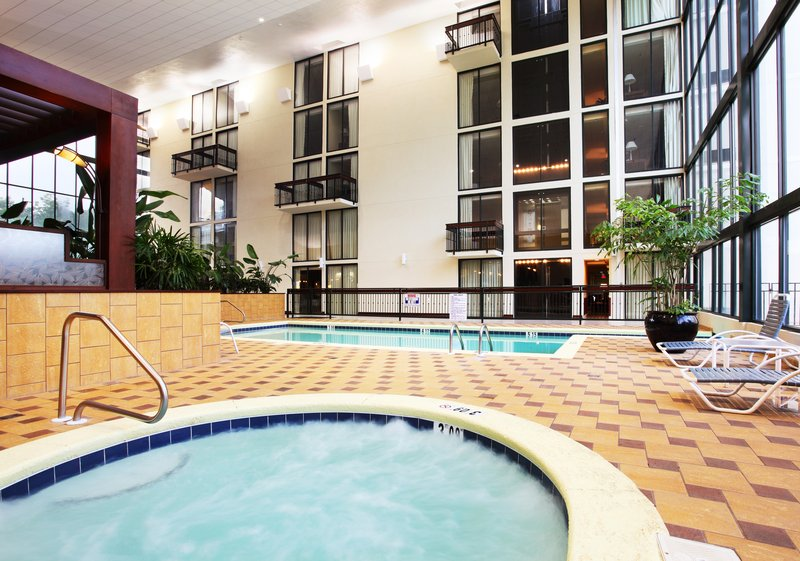 Holiday Inn Asheville - Biltmore West-Heated Indoor Whirlpool for relaxing after a hard day of work.<br/>Image from Leonardo