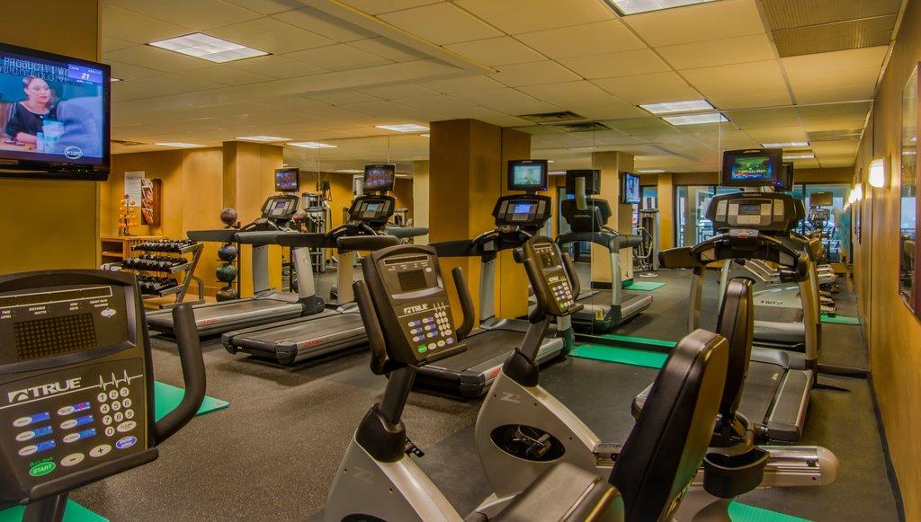 Holiday Inn Inner Harbor-24 Hour - On Site Fitness Center<br/>Image from Leonardo