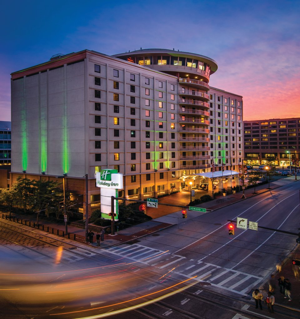 Holiday Inn Inner Harbor-Easy access to the Light Rail and Convention Center<br/>Image from Leonardo