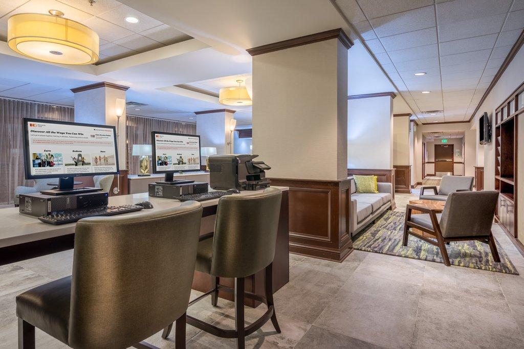 Holiday Inn Inner Harbor-Business Center<br/>Image from Leonardo