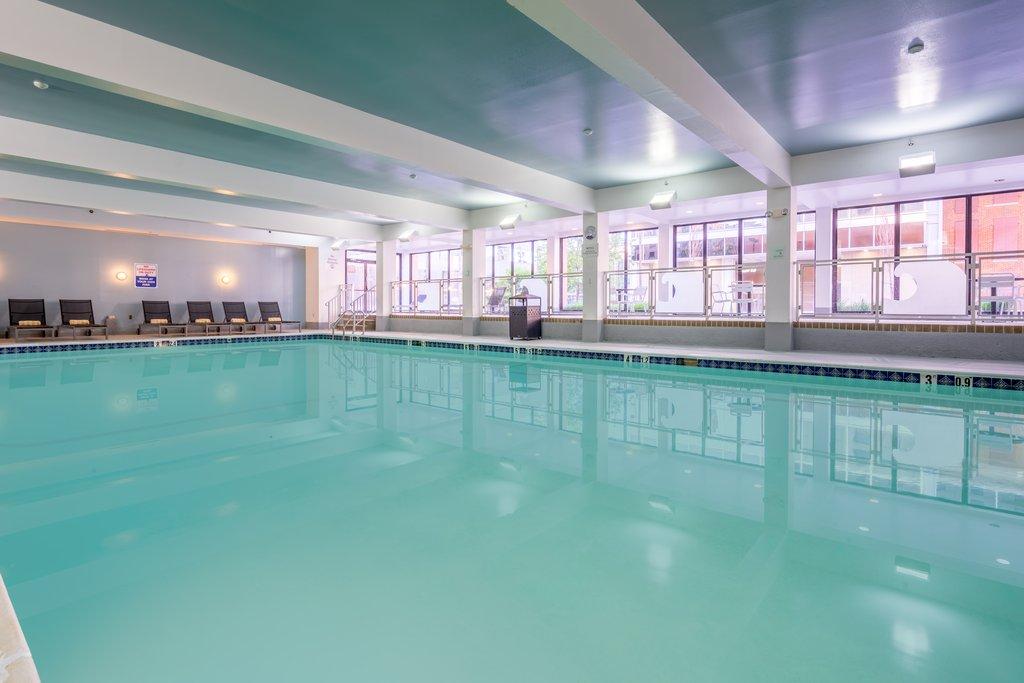 Holiday Inn Inner Harbor-Largest Indoor Hotel Pool in Downtown Inner Harbor Baltimore<br/>Image from Leonardo