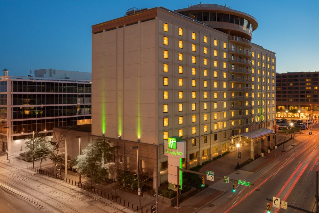 Holiday Inn Inner Harbor-Located in the heart of downtown Baltimore<br/>Image from Leonardo