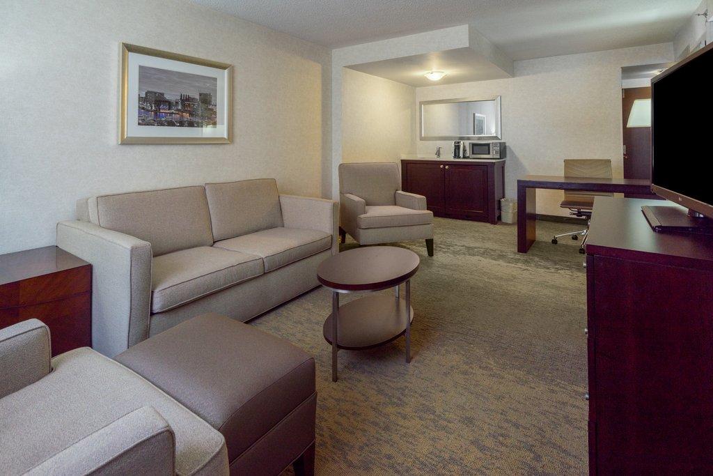 Holiday Inn Inner Harbor-Newly updated West Tower Suite Room Holiday Inn Inner Harbor<br/>Image from Leonardo