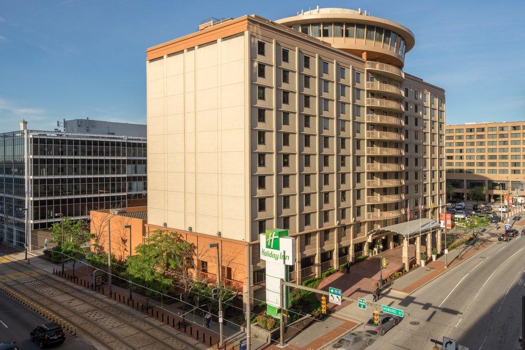 Holiday Inn Inner Harbor-Holiday Inn Inner Harbor Downtown Baltimore<br/>Image from Leonardo