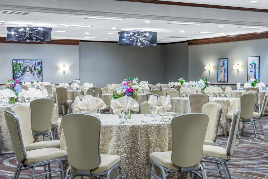 Holiday Inn Inner Harbor-Dinners, Gala events and Wedding Receptions<br/>Image from Leonardo