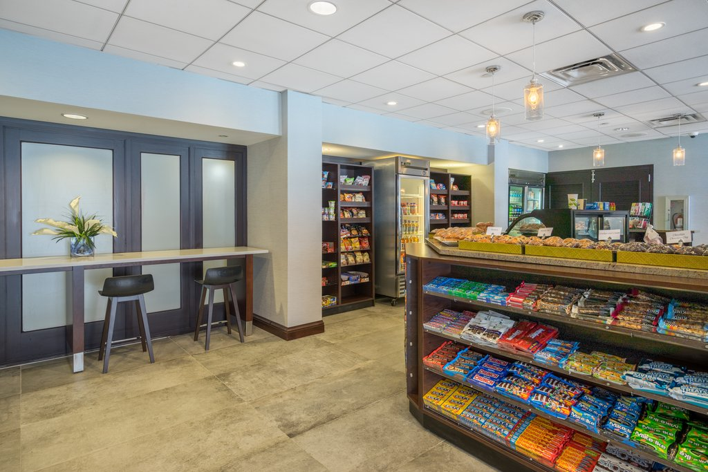 Holiday Inn Inner Harbor-Dottie&#039;s Cafe - Full Service specialty coffees, grab-n-go options<br/>Image from Leonardo