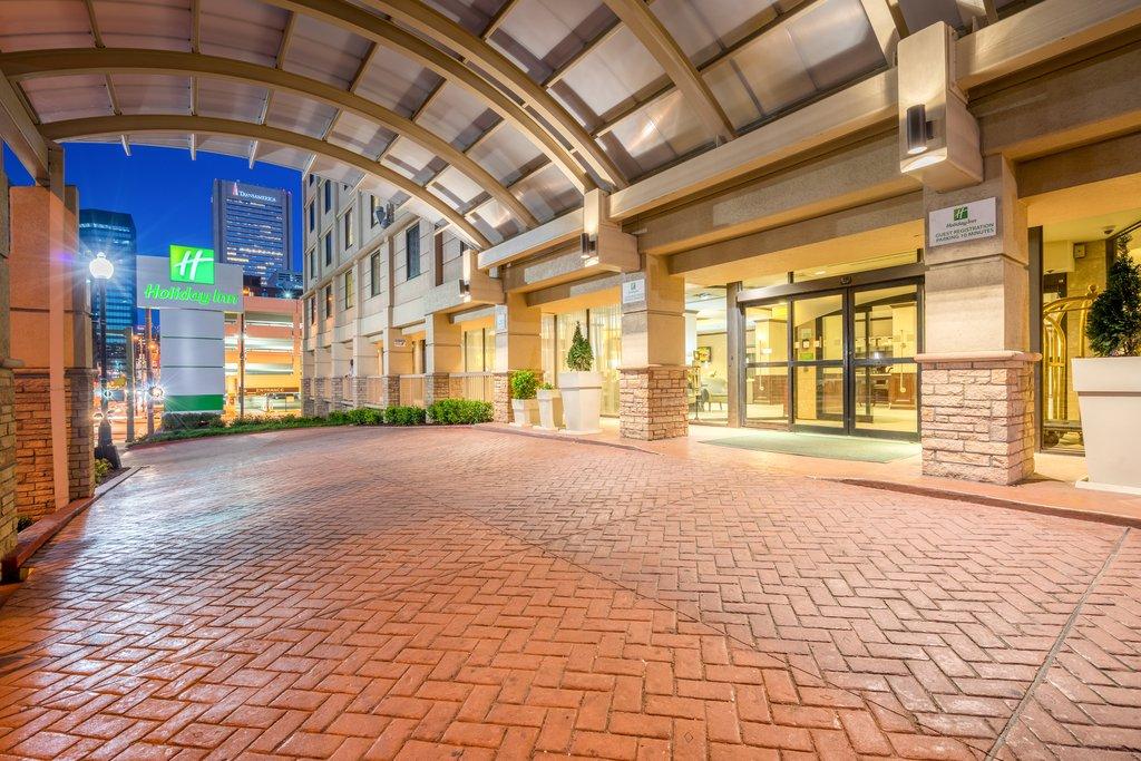 Holiday Inn Inner Harbor-Welcome..... <br/>Image from Leonardo