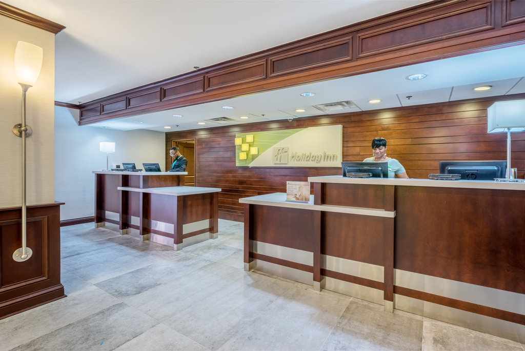 Holiday Inn Inner Harbor-Our friendly front desk team is ready to welcome you!<br/>Image from Leonardo
