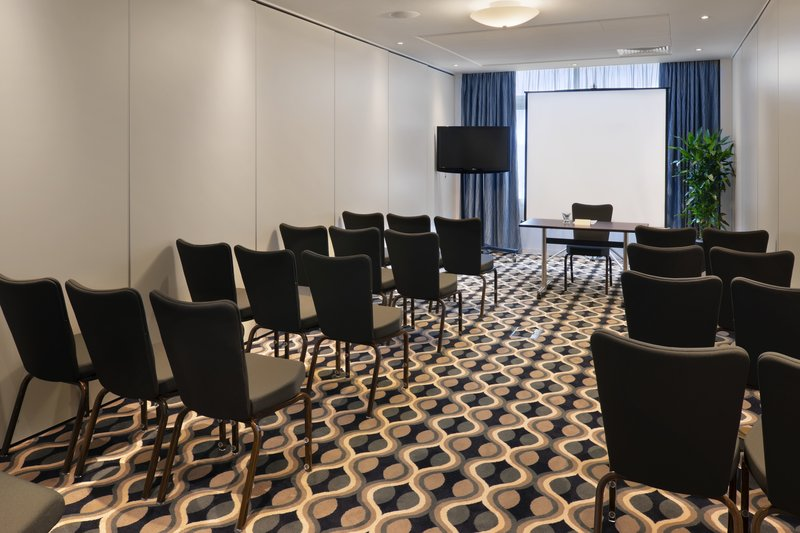 Holiday Inn Derby Riverlights-Kedleston Room, suitable for upto 24 people in a Theatre setup<br/>Image from Leonardo