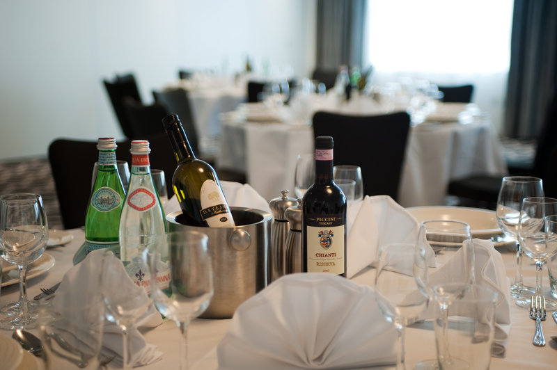 Holiday Inn Derby Riverlights-Banqueting within the Derwent Suite<br/>Image from Leonardo