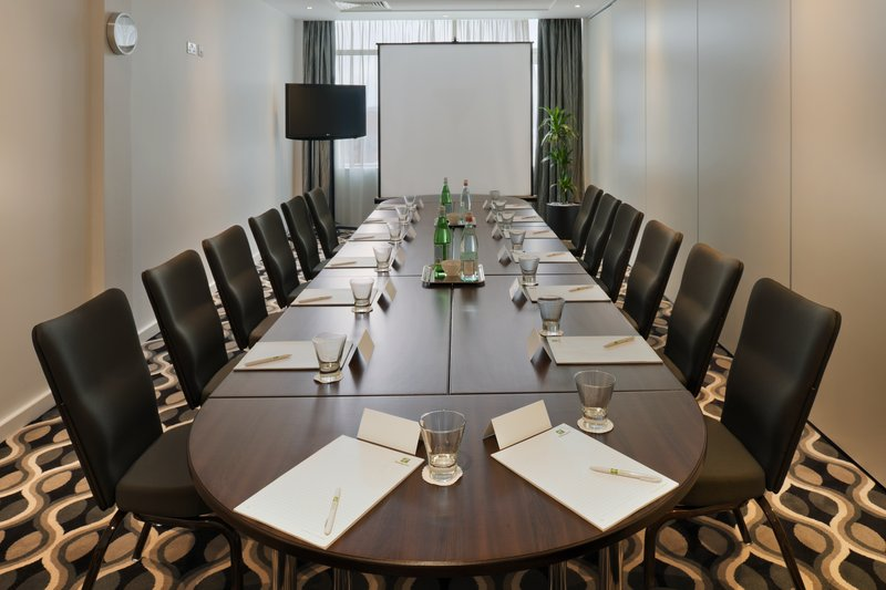 Holiday Inn Derby Riverlights-Buxton Room, suitable for upto  18 people in a Boardroom setup<br/>Image from Leonardo
