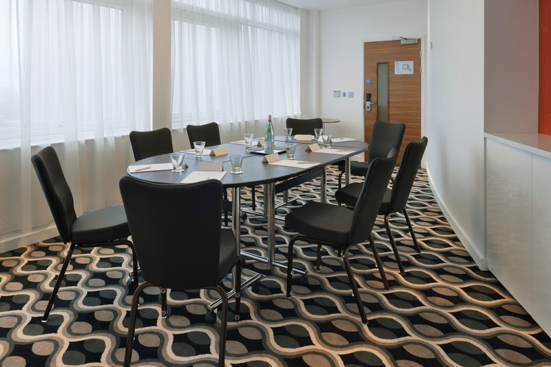 Holiday Inn Derby Riverlights-Dovedale Room, suitable for upto  12 people in a Boardroom setup<br/>Image from Leonardo