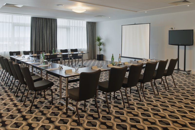 Holiday Inn Derby Riverlights-Bakewell Suite , suitable for upto  28 people in a U-Shape setup<br/>Image from Leonardo