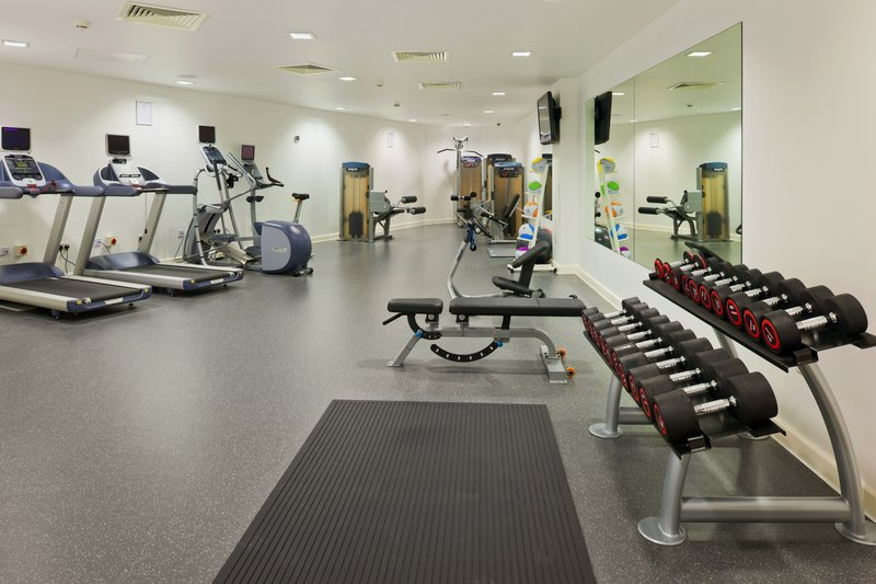 Holiday Inn Derby Riverlights-Mini Gym<br/>Image from Leonardo