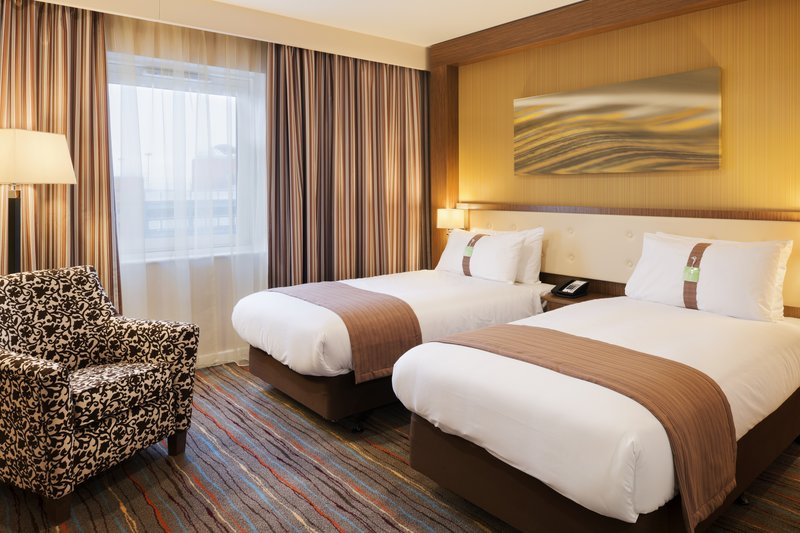 Holiday Inn Derby Riverlights-Standard Twin bedded room<br/>Image from Leonardo