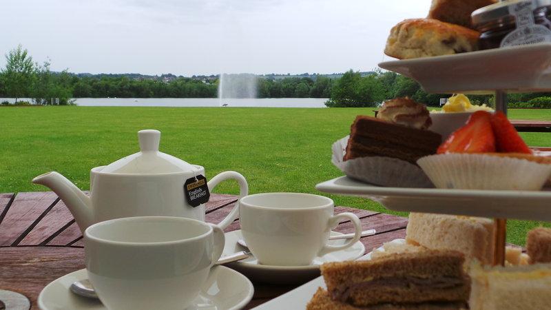 Crowne Plaza Marlow-Afternoon Tea<br/>Image from Leonardo