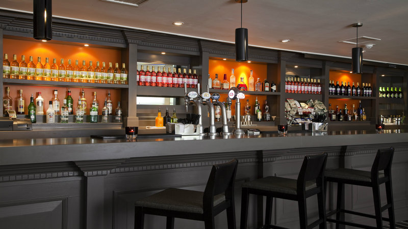 Crowne Plaza Manchester Airport-The Lobby Bar at Crowne Plaza Manchester Airport Hotel<br/>Image from Leonardo