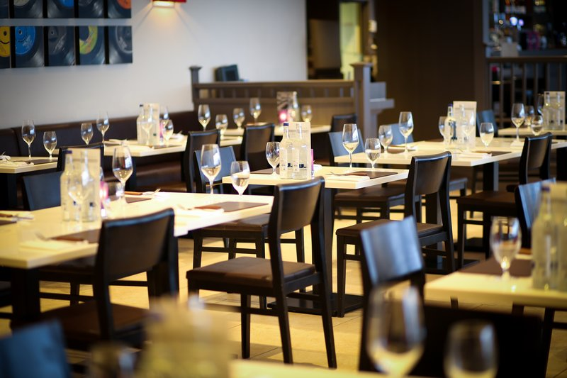 Crowne Plaza Manchester Airport-The Grill Restaurant<br/>Image from Leonardo