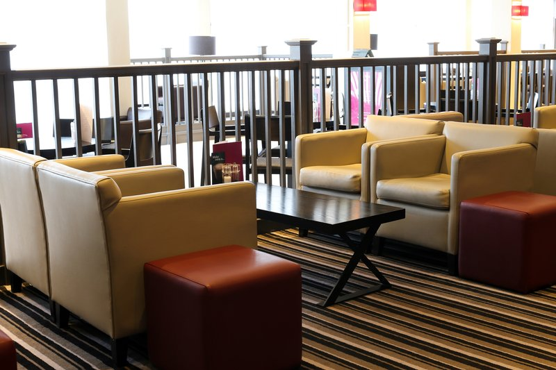 Crowne Plaza Manchester Airport-The Lobby Bar and Lounge<br/>Image from Leonardo