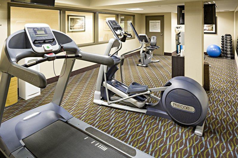 Holiday Inn Berkshires-Fitness Center<br/>Image from Leonardo