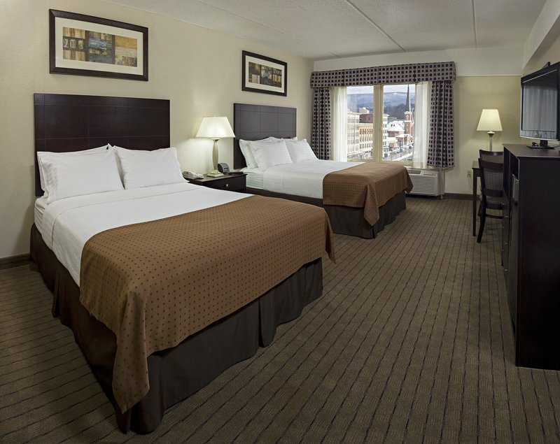 Holiday Inn Berkshires-Double Bed Guest Room<br/>Image from Leonardo