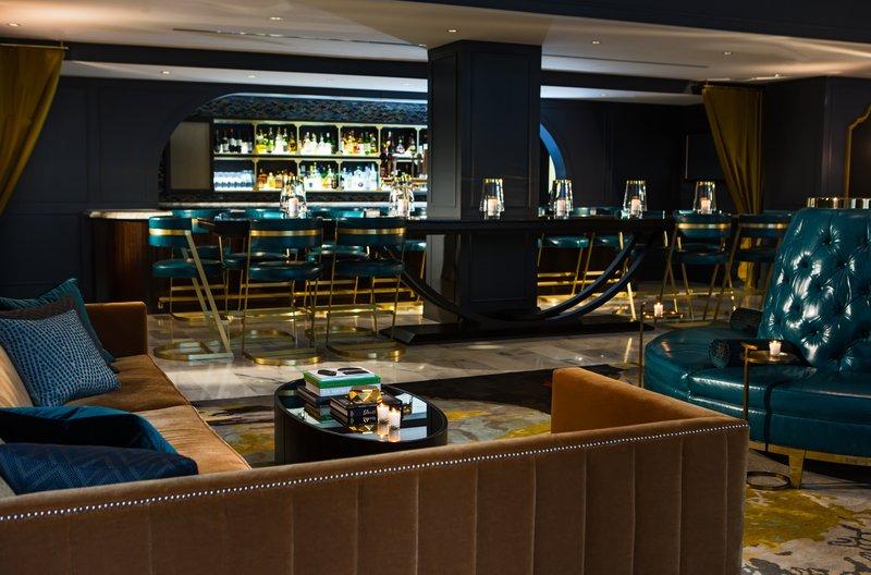Hotel Allegro; A Kimpton Hotel - Bar Allegro <br/>Image from Leonardo