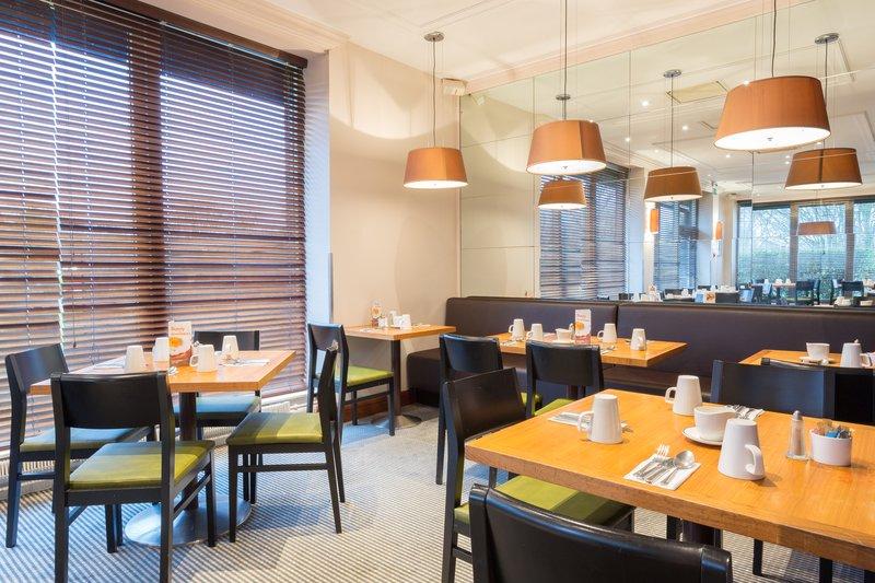 Holiday Inn Cambridge-Breakfast at the Junction Restaurant<br/>Image from Leonardo