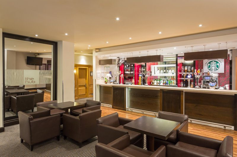 Holiday Inn Cambridge-Share a beer with friends at the Hub Bar<br/>Image from Leonardo