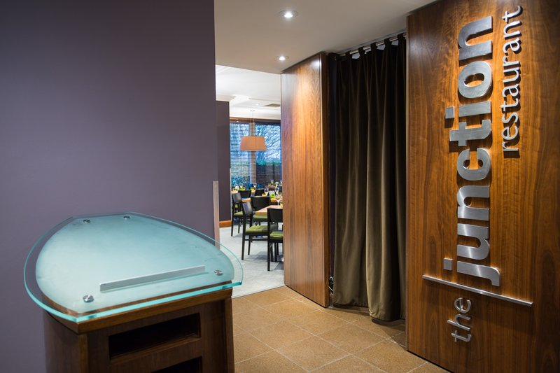 Holiday Inn Cambridge-Welcome to the Junction Restaurant<br/>Image from Leonardo