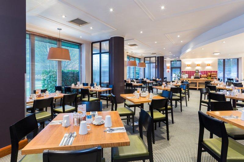 Holiday Inn Cambridge-The Junction Restaurant<br/>Image from Leonardo