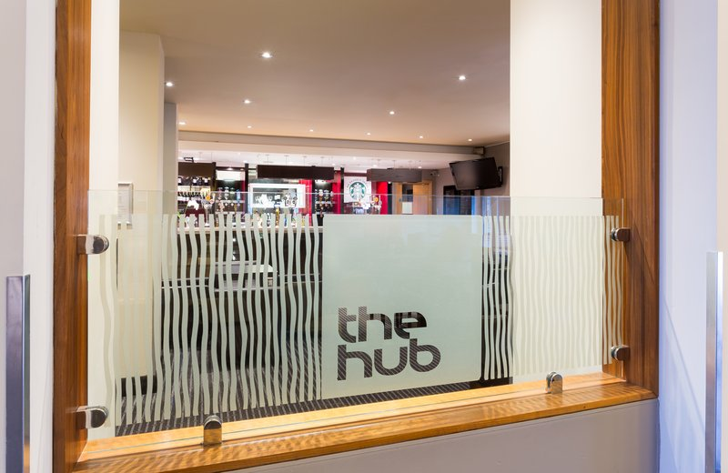Holiday Inn Cambridge-The Hub Bar<br/>Image from Leonardo