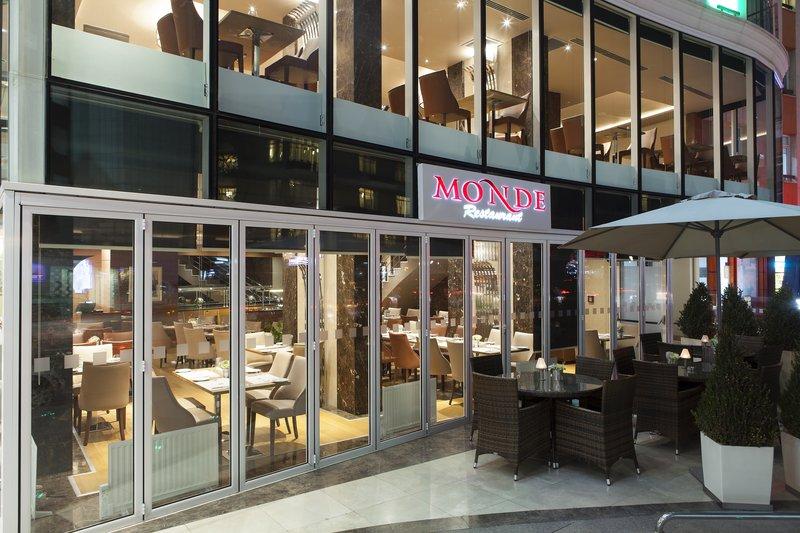 Holiday Inn Ankara-Kavaklidere-Restaurant<br/>Image from Leonardo