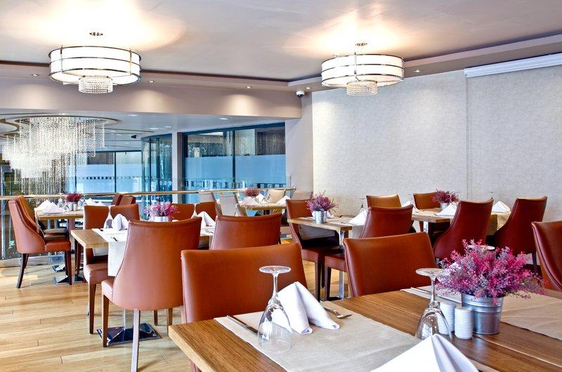 Holiday Inn Ankara-Kavaklidere-Enjoy dinner at Monde Restaurant's Upstairs Dining Room<br/>Image from Leonardo