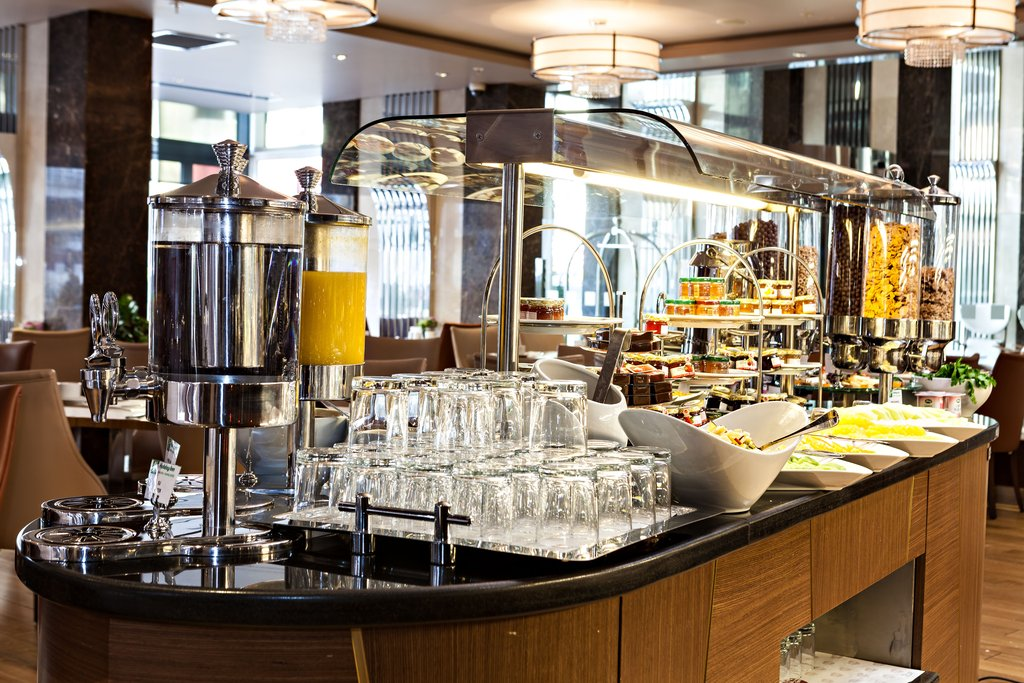 Holiday Inn Ankara-Kavaklidere-Breakfast Bar<br/>Image from Leonardo