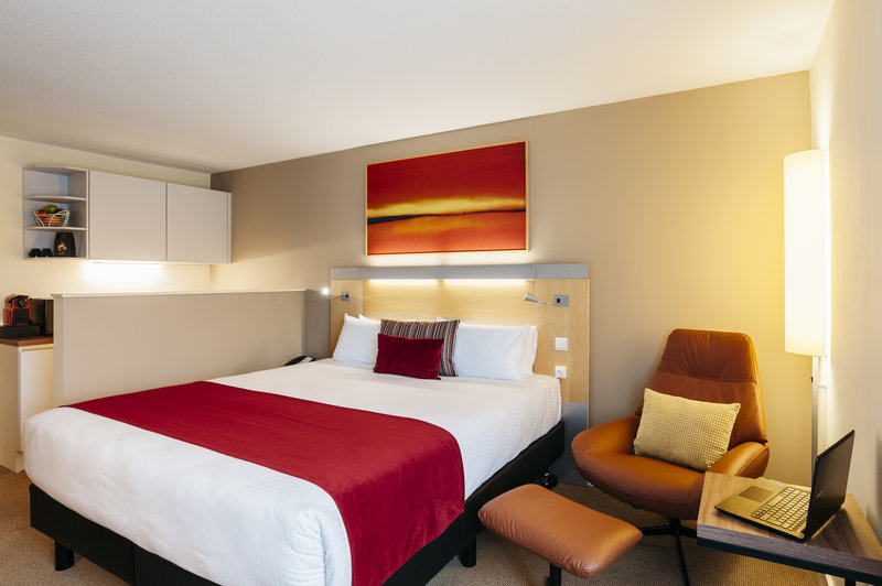 Holiday Inn Express Gent-King Business Studio with extended stay facilities<br/>Image from Leonardo