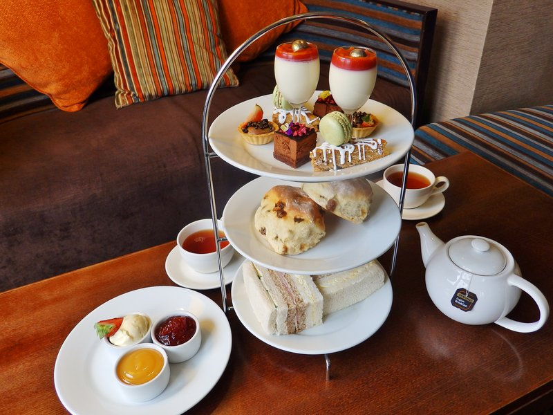 Holiday Inn London Gatwick - Worth-Afternoon Tea, served daily in Lytton's Bar & Brasserie<br/>Image from Leonardo