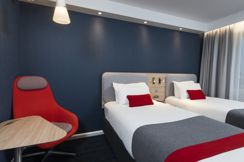 Holiday Inn Express Milton Keynes-Catch some z's in style at our Milton Keynes hotel<br/>Image from Leonardo