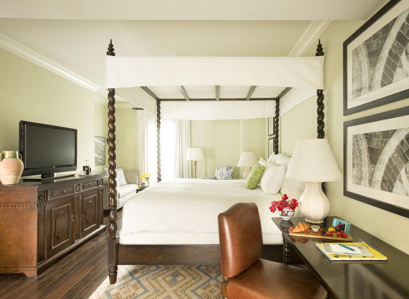 Canary Hotel Santa Barbara - A Kimpton Hotel-Guestroom with 1 King Bed<br/>Image from Leonardo