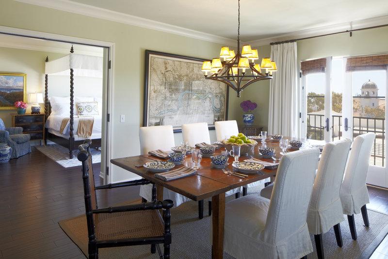 Canary Hotel Santa Barbara - A Kimpton Hotel-Canary Suite Dining Area<br/>Image from Leonardo