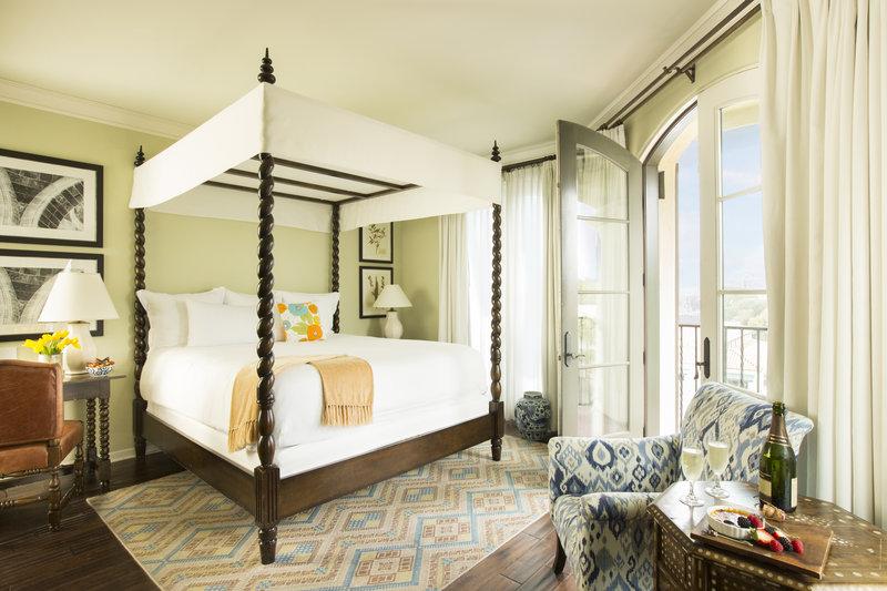 Canary Hotel Santa Barbara - A Kimpton Hotel- Premier King Balcony<br/>Image from Leonardo