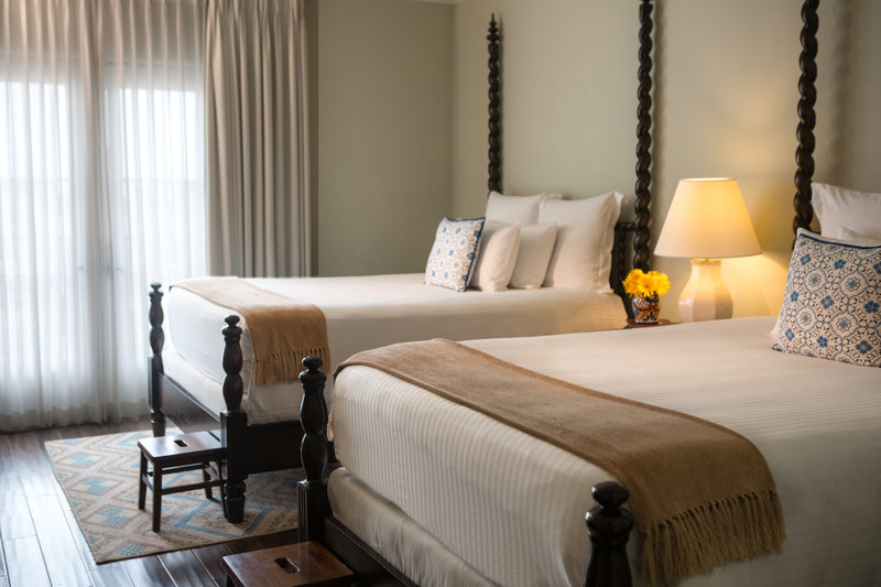 Canary Hotel Santa Barbara - A Kimpton Hotel-Premier with 2 Double Beds (Accessible Available)<br/>Image from Leonardo
