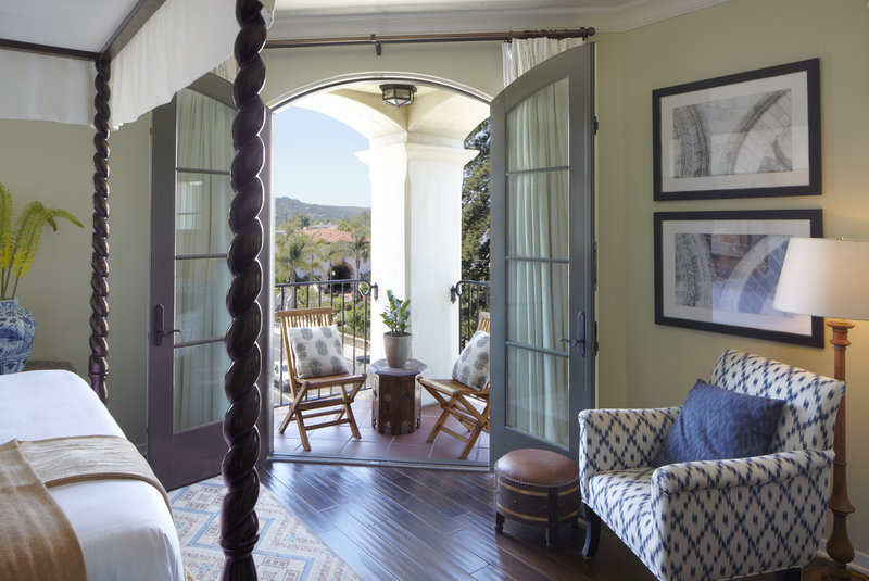 Canary Hotel Santa Barbara - A Kimpton Hotel-Canary Suite Bedroom<br/>Image from Leonardo