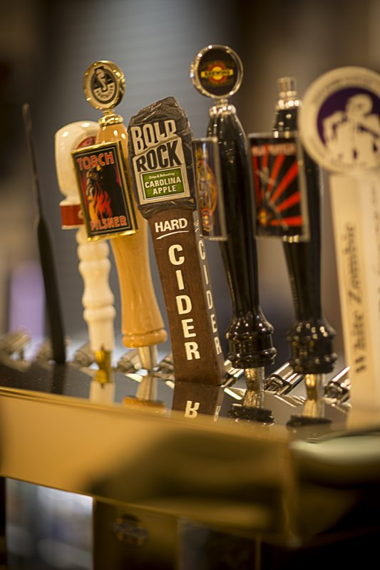 Crowne Plaza Resort Asheville-We offer a variety of local brews straight from Beer City USA!<br/>Image from Leonardo
