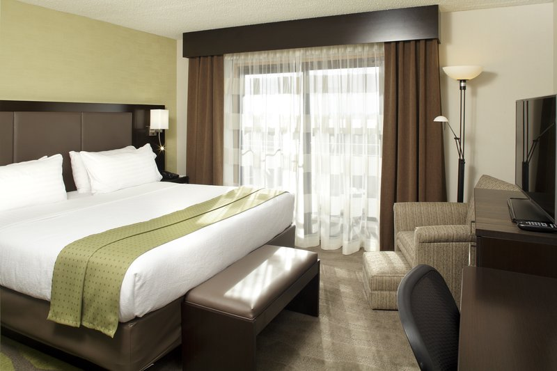Holiday Inn Wilkes Barre - East Mountain-King Bed Guest Room<br/>Image from Leonardo