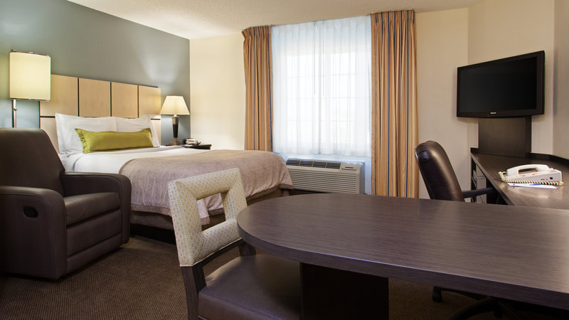 Candlewood Suites Clearwater-View from kitchen area<br/>Image from Leonardo