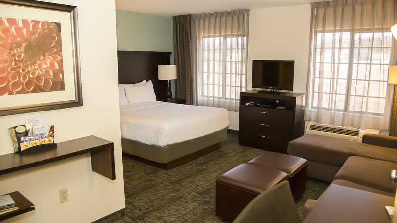 Staybridge Suites Colorado Springs North-Studio Queen Suite<br/>Image from Leonardo
