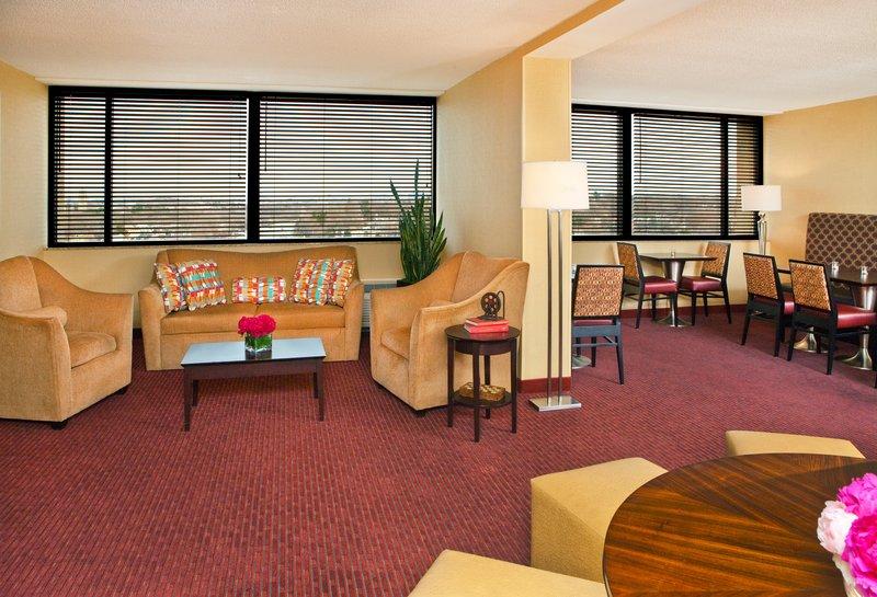 Crowne Plaza Boston - Newton-Executive Level Meeting Space<br/>Image from Leonardo